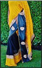 Designer Indian Bollywood New Designer Saree Wedding Party wear Lehenga Sari