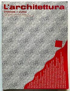 L'architettura cronache e storia n. 374 1986 Bruno Zevi Donald Hoppen California