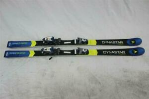 Dynastar World Cup Team Course Skis 150 Cm with Dynastar Bindings