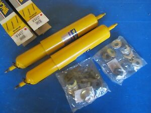 2 Shock Absorbers Front Gas Monroe Gas-Magnum 4x4 For: Land Rover: Discovery