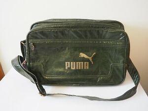 Puma Star Reporter Bag Adjustable Strap Messenger Laptop Bag Fashion