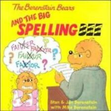 The Berenstain Bears and the Big Spelling Bee-ExLibrary
