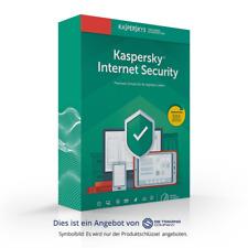 Kaspersky Internet Security 2019, 1 Gerät, 1 Jahr Neu Firewall Antivir