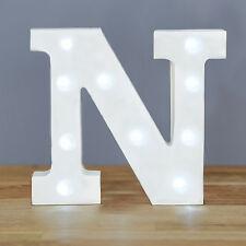 Up In Lights The Original Light up Letters - Letter N