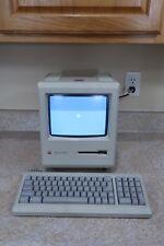 Vintage Apple Macintosh Plus 1Mb M0001A Clean With Keyboard