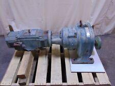 Heavy Duty Double Reduction Gearmotor Gear Reducer 10 HP DC Motor 240 Volt DC