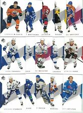 2018-19 SP AUTHENTIC HOCKEY COMPLETE 100 CARD BASE SET #1-100 NICE SET NEW L@@K