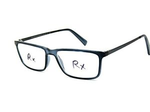 Armani Exchange AX 3027 Eyeglasses Frame, 8238 Transparent Blue Dress, 55mm #22H