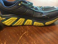 HOKA One One Infinite Running Shoes Mens Size 11.5