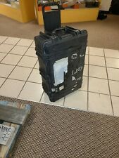 Pelican 1650 Wheeled Case with Foam (Black) exstable handle free shipping