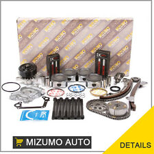 Fit 00-08 Toyota Chevrolet VVT-i 1.8 1ZZFE Master Overhaul Engine Rebuilding Kit