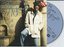 BRIAN McKNIGHT - One last cry CD SINGLE 2TR EU CARDSLEEVE 1993