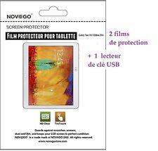 KIT essentiel pour Samsung Galaxy note 10.1'' Ed. 2014 ( 2 films + 1 micro OTG )
