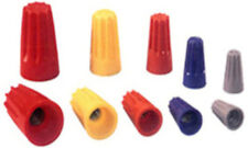 50 MIXED TWIST ON CABLE NUTS WIRE CONNECTOR THIMBLE JOINER - OTHER SIZES LISTED