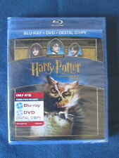 HARRY POTTER AND SOCERERS STONE BLU RAY DVD DIGITAL COMBO NEW/SEALED! FREE SHIP!