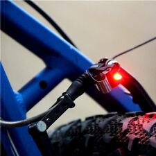Bike Brake Light Mount Tail Rear Bicycle Cycling LED Safety Warning Lamp