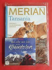 Merian 10/2019 Tansania + DVD  ungelesen