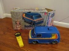 Vintage COX Radio Control Custom Van, .049 Engine,  Blue