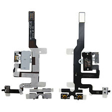iPhone 4s Auricular Flex Alto & Silencioso mute cable flexible cabeza Enchufe