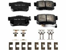 For 2001-2005 Acura EL Disc Brake Pad and Hardware Kit Rear Power Stop 59144NP