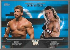 2017 Topps WWE Undisputed Dream Matches Eddie Guerrero Shawn Michaels D-5