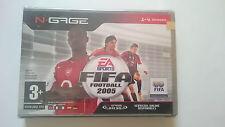 FIFA FOOTBALL 2005 NOKIA N-GAGE PAL ESPAÑOL Y OTROS IDIOMAS.PRECINTADO.SEALED