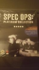 Spec Ops: Platinum Collection (PC, 2000) CD ROM Complete in Big Box RARE