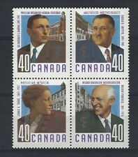 Canada Yvert  n° 1176/1179 neuf sans charnière