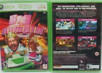 XBOX 360 Burger King New Game Big Bumpin' Works With Original XBOX Also