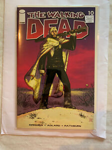 The Walking Dead 10 First Print Image Comics VF+