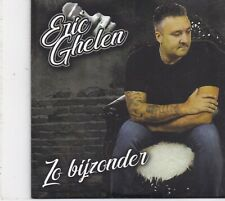 Eric Ghelen-Zo Bijzonder cd single