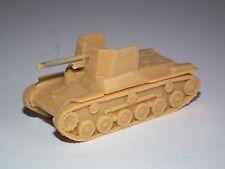 WWII Japanese 75 mm AUTOMOTEUR A/T GUN (HO-NI I) Resin Model Kit-J6