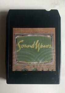 SOUNDWAVES K Tel TU2698 8 Track Tape 1980 *tested* Ross Lipps Meco Air Supply