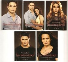 SDCC Exclusive Twilight Breaking Dawn 5 Pack Edward