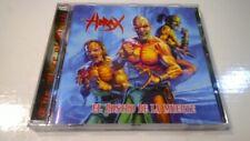 CD HIRAX El Rostro De La Muerte / The Face Of Death BRAND NEW SEALED