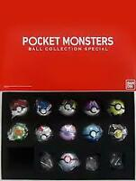Pokemon Ball Collection SPECIAL Premium Bandai Limited PokemonF/S