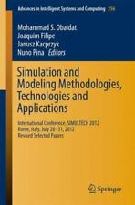Advances in Intelligent Systems and Computing: Simulation and Modeling...