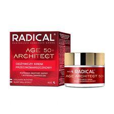 Farmona radical arquitecto de edad 50+ Anti-Arrugas Rostro Crema Nutritiva Noche