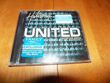 HILLSONG UNITED All Of Above 12 Songs Christian Music CD RARE SEALED NEW