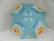 Ombrello Ombrellino pioggia bambini WINNIE THE POOH Multicolore con stampe T585
