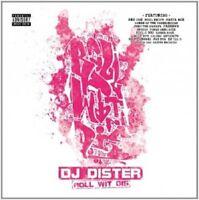 DJ DISTER - ROLL WIT DIS  CD NEW!