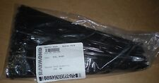 100 RAYMOND 611-028 BLACK CABLE TIE TY-RAPS STRAP CABLE SUPPORT 11.5""