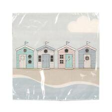 Beach Hut Nautical Paper Napkins Gisela Graham