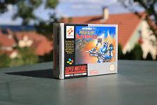 Super Probotector - PAL UKV - SNES Super Nintendo - Complet - TBE