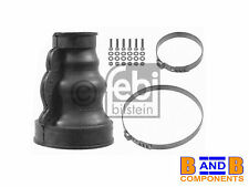 VW T1 BUG BEETLE REAR SPLIT AXLE GAITER BOOT KIT 111598021A A694