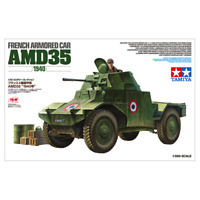 Tamiya 32411 French Armored Car AMD35 (1940) 1/35