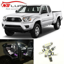 LED Lights Bulbs Interior Package Kit for Toyota Tacoma 2005-2014 6pcs Dome Map