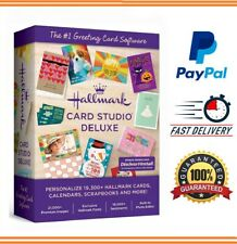 Hallmark Card Studio 21 crafting making  21000+ images christmas weddings Bday