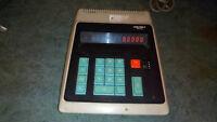 Unitrex 1200 Vintage Desk Calculator Good Condition Tested Working