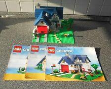 LEGO®  LEGO Creator Haus mit Garage 3in1 Nr. 5891 mit BA ohne OKT